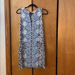 Lilly Pulitzer Sleeveless Dress Sz 4